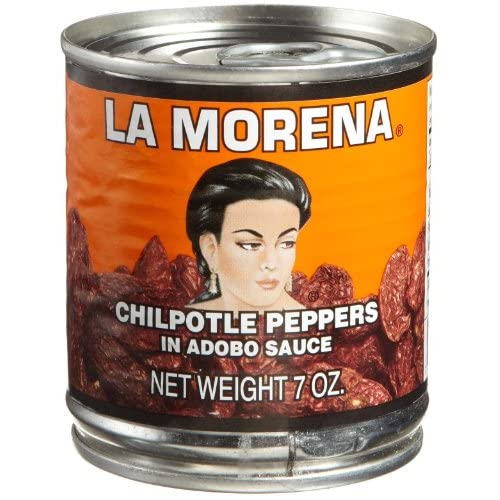 Amazon.com : La Morena Chipotle Peppers in Adobo Sauce, 7 oz. : Chile