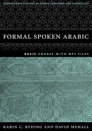 Formal Spoken Arabic Basic Course with MP3 Files...