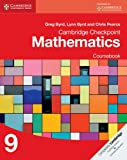 img - for Cambridge Checkpoint Mathematics Coursebook 9 (Cambridge International Examinations) book / textbook / text book