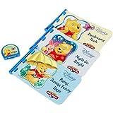 My First Story Reader 3 Storybook Library Disney Winnie Pooh: Daydreamy Pooh, Night So Bright & Rainy, Sunny, Funny Days