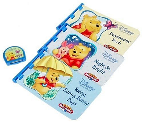 Buy Low Price Publication International My First Story Reader 3 Storybook Library Disney Winnie Pooh: Daydreamy Pooh, Night So Bright & Rainy, Sunny, Funny Days Figure (B0009KS080)