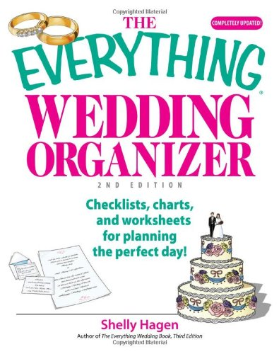 The Everything Wedding Organizer: Checklists, 