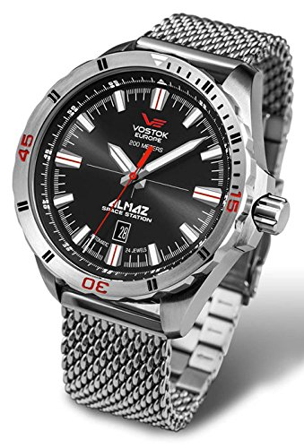 Vostok Europe Russian Watches NH35A-320A258 B