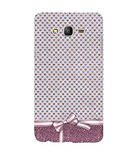 Decorative Pattern 3D Hard Polycarbonate Designer Back Case Cover for Samsung Galaxy On7 :: Samsung Galaxy On 7 G600FY