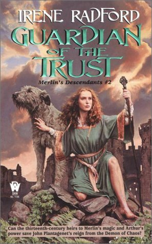 Image for Guardian of the Trust (Merlin's Descendants #2) (Merlin's Descendants)