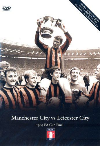 1969 FA Cup Final Manchester City v Leicester City (incl 1956 FA Cup Final Highlights) [DVD]