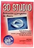 img - for 3D Studio (Spanish Edition) book / textbook / text book