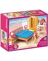 Playmobil - 5331 - Jeu de construction - Chambre des parents avec coiffeuse