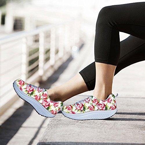 Womens Mesh Shape Up Shoes On Sale