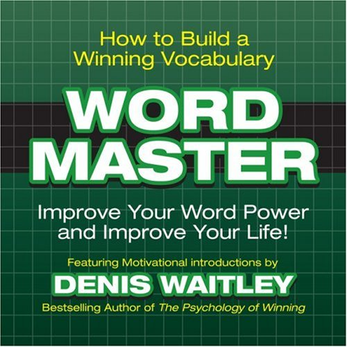 word master improve your vocabulary 500 words audio cd 2006. Black Bedroom Furniture Sets. Home Design Ideas