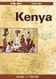Hugh Finlay Kenya (Lonely Planet Travel Atlas)