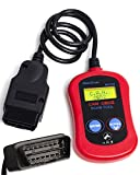Oxgord CAN OBD II Scanner Tool for Check Engine Light &...