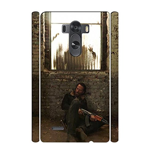 LG G3 Phone Case Rick Grimes - the Walking Dead Pattern, Not for G3 Vigor (Lg G3 Phone Case Walking Dead compare prices)