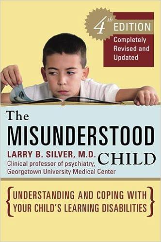 The Misunderstood Child