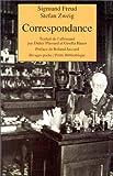 echange, troc Stéfan Zweig, Sigmund Freud - Correspondance
