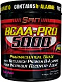 SAN BCAA-Pro 5000, Aspartame Free, Fruit Punch 340 Grams
