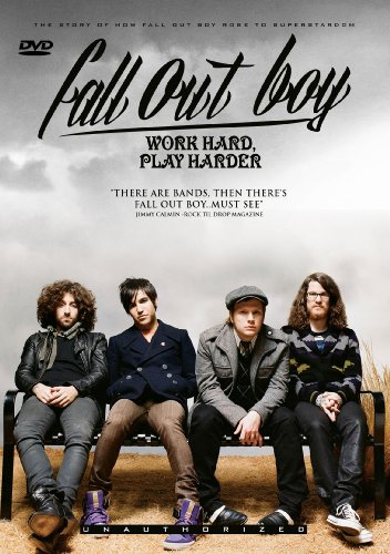 Fall Out Boy - Work Hard, Play Harder front-331381