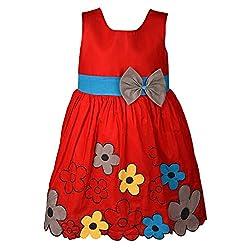 Wish Karo Party wear frock ctn009rd