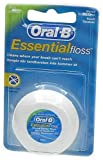 ORAL-B DENTAL FLOSS ESSENTIAL MINT WAX 50M - 1 PACK