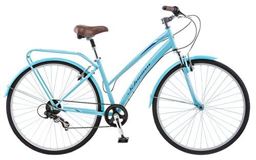 Schwinn Network 2.0 700c Women\'s 16 Hybrid Bike, 16-Inch/Small, Blue ...