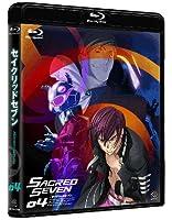 セイクリッドセブン (Sacred Seven) [豪華版] Vol.04 (初回限定版) [Blu-ray]