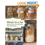 Meals in a Jar: Quick and Easy, Just-Add-Water, Homemade Recipes – Just $8.22!