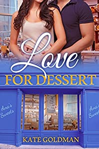 Love For Dessert by Kate Goldman ebook deal