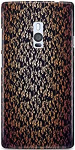 Sand Dunes Designer Printed Hard Back Case cover for One Plus Two