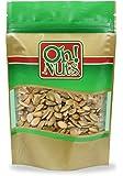Pepitas Roasted Unsalted (No Shell Pumpkin Seeds) 2 Pound Bag - Oh! Nuts