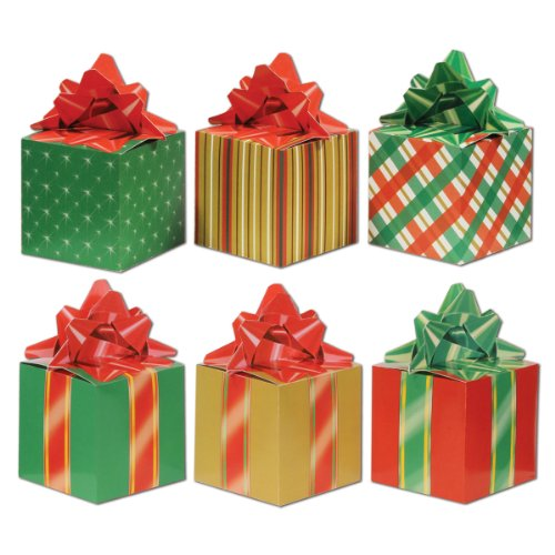 Decorative gift boxes for christmas : Decorative christmas boxes with lids xpressionportal