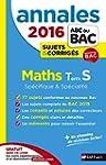 Annales ABC du BAC 2016 Maths Term S...