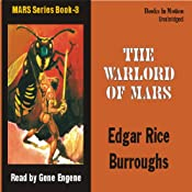 The Warlords of Mars: Mars Series #3 | Edgar Rice Burroughs