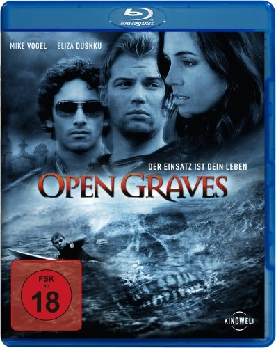 Open Graves [Blu-ray]