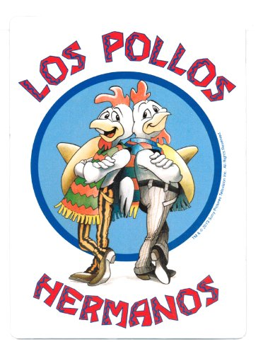 Breaking Bad Pollos Hermanos Car Magnet - 1
