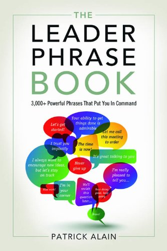 Patrick Alain - The Leader Phrase Book
