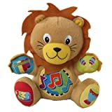 Baby Einstein Press and Play Pal Toy, Lion