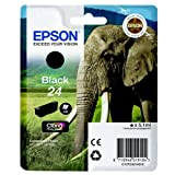 Epson Expression Photo XP-950 (24 / C 13 T 24214010) - original - Inkcartridge black - 360 Pages - 5,1ml