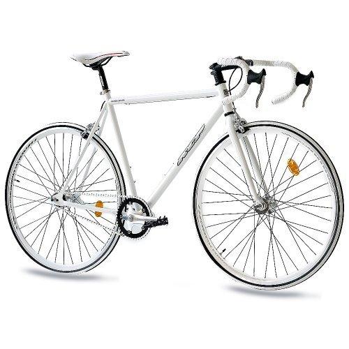 Bicicleta de 28 pulgadas de una sola velocidad