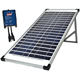 Sunforce (38040) Crystalline Solar Panel Kit with Stand