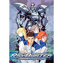Psybuster Complete Series