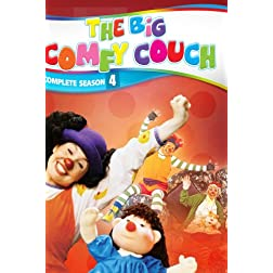 The Big Comfy Couch - The Complete Fourth Season - 2 DVD Set with Bonus Disc (Amazon.com Exclusive)