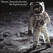 ポスター ニール・アームストロング Walk on the Moon