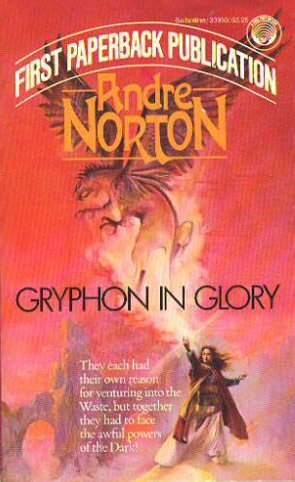 Gryphon in Glory (Witch World: The Gryphon Saga) (Del Rey Books)
