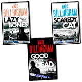 Mark Billingham Mark Billingham Tom Thorne Novels 3 Books Collection Pack Set RRP: £23.97 (Good As Dead, Lazybones, Scaredy Cat)
