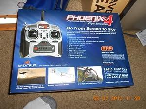 Phoenix R/C Pro Simulator V4 w/DX5e