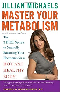 "Cover of ""Master Your Metabolism: The 3 D..."