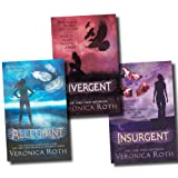 Veronica Roth Veronica Roth Divergent Insurgent Allegiant Trilogy 3 Books Collection Set