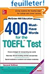 McGraw-Hill's 400 Must-Have Words for...