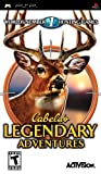 (PSP)Cabela's LEGENDARY ADVENTURES(輸入版:北米版)