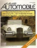 img - for Collectible Automobile Magazine September 1984 (Volume 1 Number 3) book / textbook / text book